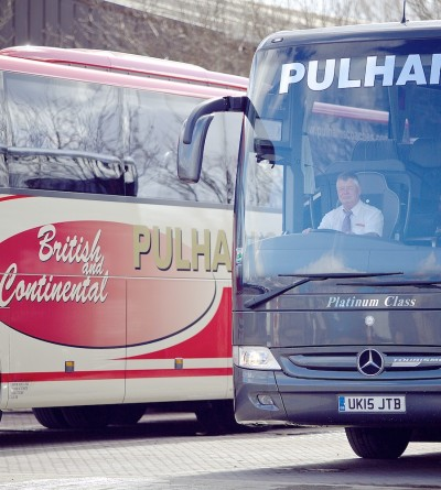 Pulhams Coaches